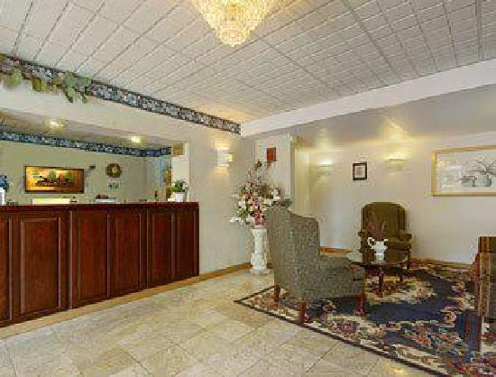 Americas Best Value Inn Pottstown: Lobby