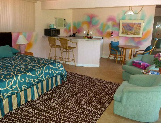 New Kitchenette room at Terra Cotta Inn