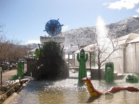 Parque de Agua Termas Cacheuta: Termas Cacheuta - Parque de Agua Niños