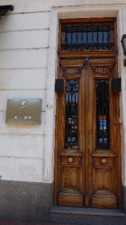 Gurda Tango Boutique Hotel: Hotel entrance