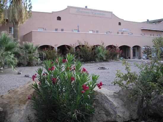 Sierra Grande Lodge & Spa: Entrance