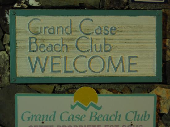 Grand Case Beach Club: Bienvenue à GCBC