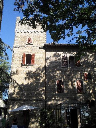 Castello Cortevecchio: quasi come a casa tua.......
