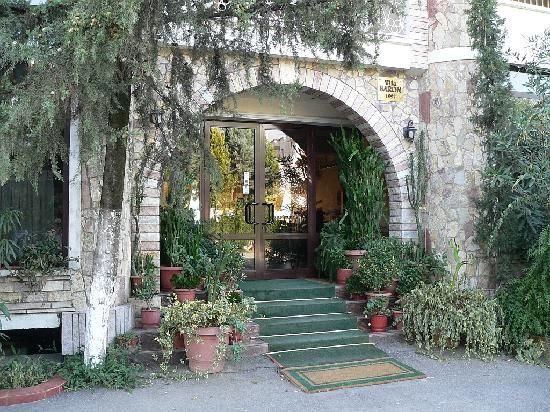 Hotel Baron: Eingang