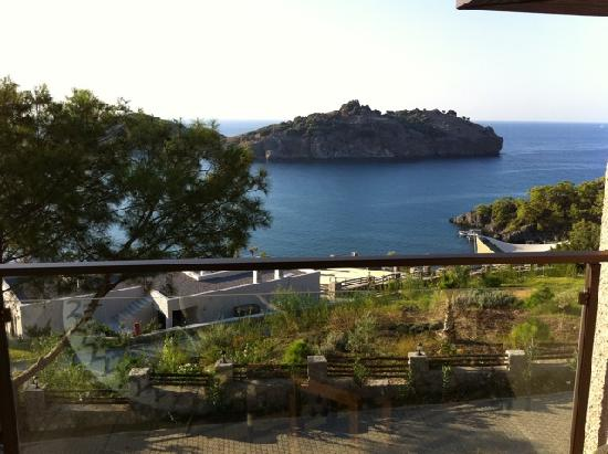 Sarigerme, Turkey: View from room