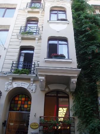 Triada Hotel: Triada Residence