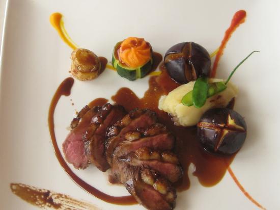 Loulou Cote Sauvage: canard au miel et figue