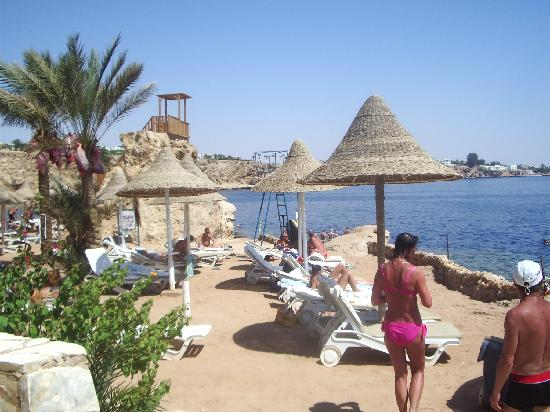 Dreams Beach Resort: the many beaches