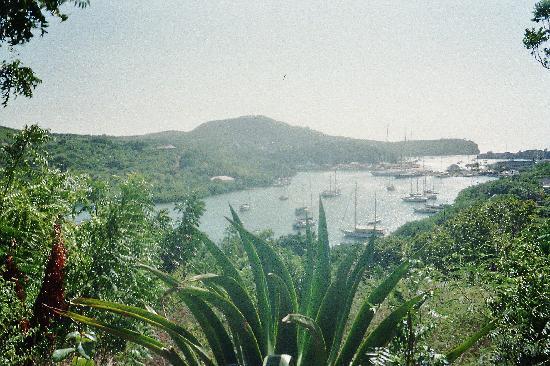 Karaiby: Antigua