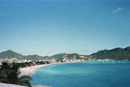Karaiby: Sant Maarten Golfo