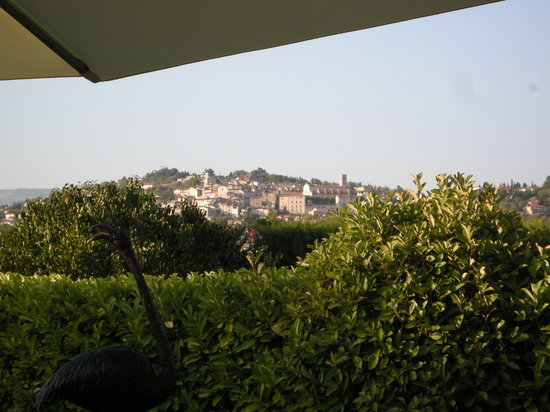 The View Photo De La Table D Yves Fayence Tripadvisor