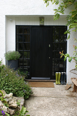 The Charton Boutique Bed & Breakfast: The Guest entrance