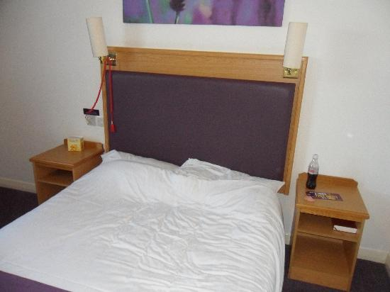 Premier Inn Blackpool (Beach) Hotel: Was quite comfortable!