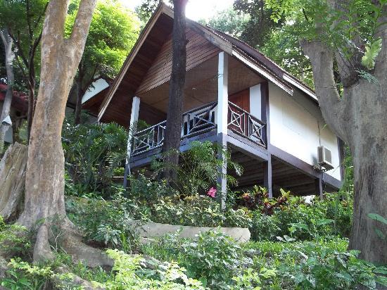 Lanta Marine Park View Resort : The bungalow