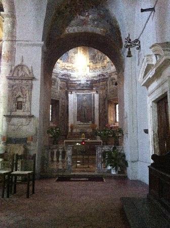 Cattedrale di Santa Maria Assunta : La navata di destra