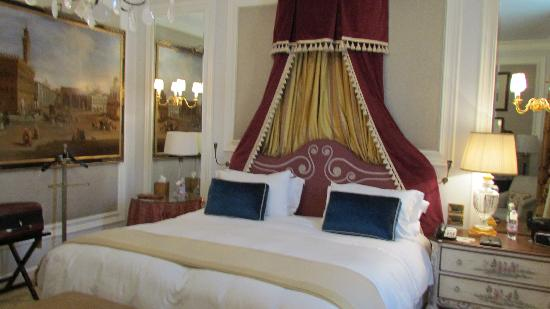 The St. Regis Florence: Most comfortable beds