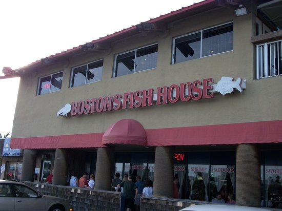 boston 39 s fish house new smyrna beach restaurant