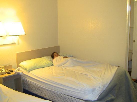 Motel 6 Orlando-Winter Park : l'interno della stanza