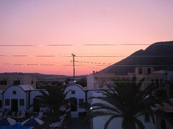 Katefiani Villas: great views from room
