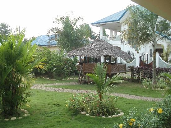 Kingston Lodge: cosy jungle hut