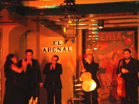 Tablao El Arenal: El Arenal