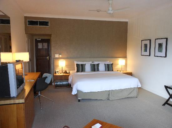 Shangri-La Hotel, The Marina, Cairns: camera da letto