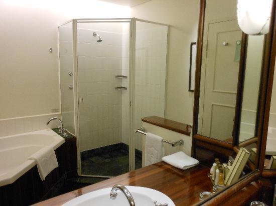 Shangri-La Hotel, The Marina, Cairns: Bagno