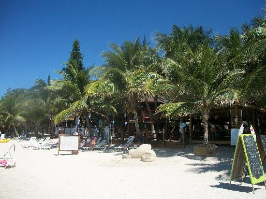 Island Pearl: West Bay Beach