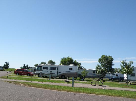 Grand Casino Hinckley: Grand casino Hinkley Mn. rv park