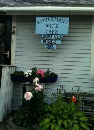 Fisherman's Wife Cafe: Fisherman's Wife in July