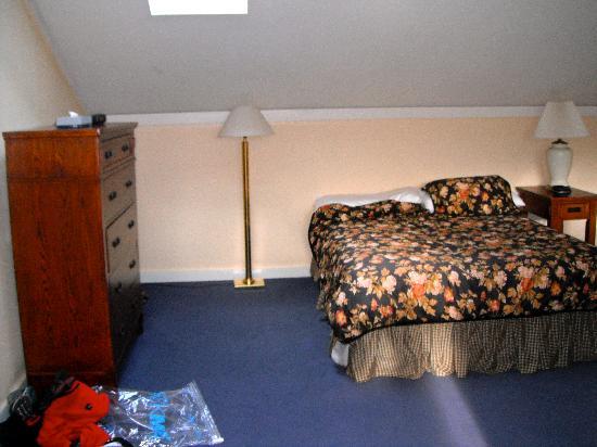 Roche Harbor Resort: condo 2nd bedroom/loft