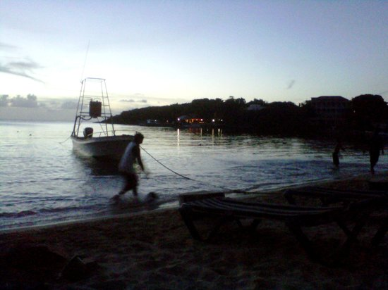 Sundowner's Beach Bar Tours: Beach