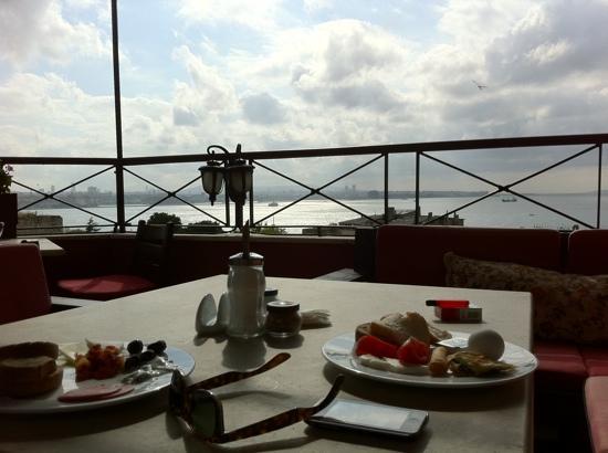 Şebnem Hotel: desayuno