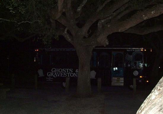 St Augustine Vampire Tour