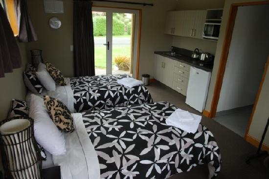 Pounawea Grove Motels - The Catlins: Twin room