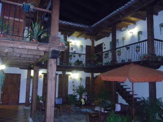 Docecuartos Hotel: sala 2