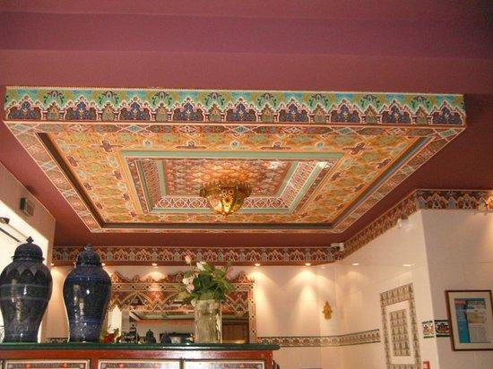 Hammam Pacha: The Entrance Interior
