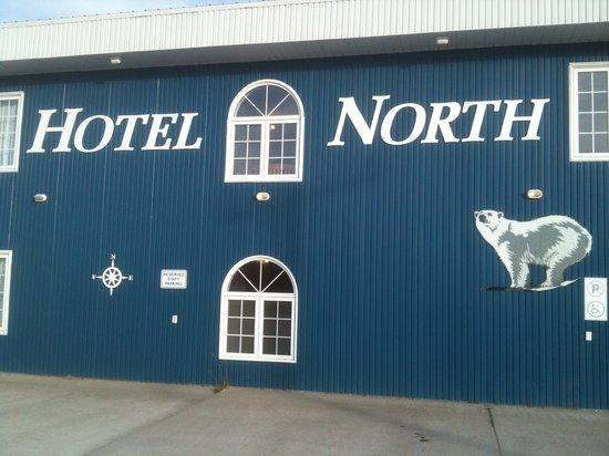 Happy Valley-Goose Bay, แคนาดา: Hotel North
