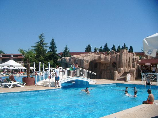 Pool picture of dit evrika beach club hotel sunny beach - Sunny beach pools ...