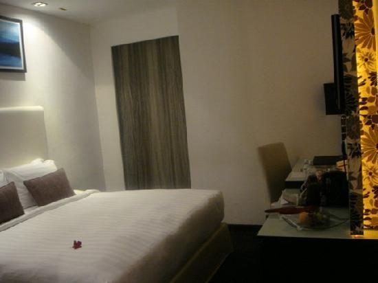 Grand Borneo Hotel: Room view I