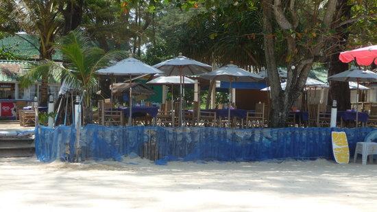 Aubreys: restaurant area
