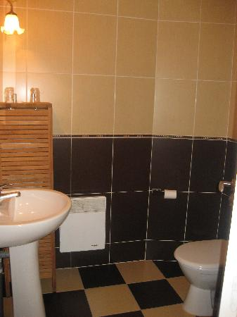 Le Celtic : bathroom
