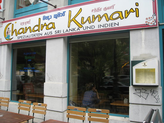 Chandra-Kumari: A spicy place with taste