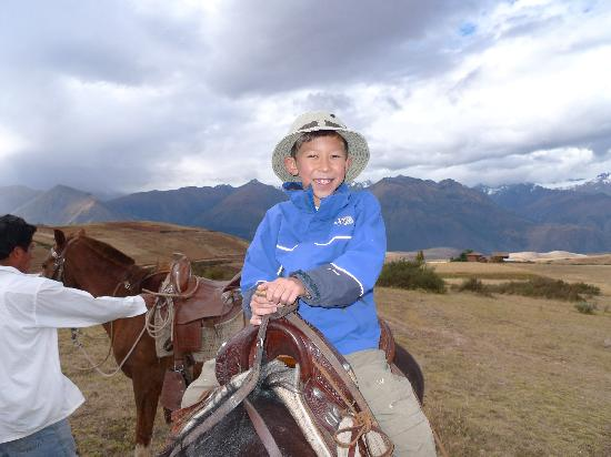 Urubamba, Peru: Memorable riding experience