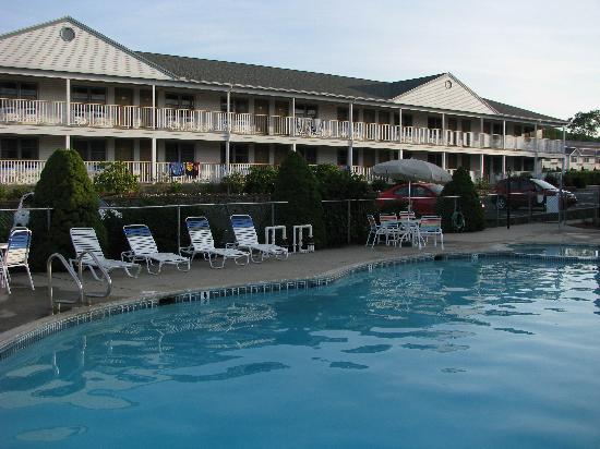 The Mariner Resort: la piscine extérieure