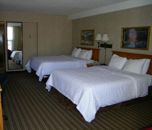 BEST WESTERN CottonTree Inn: Very comfortable beds!