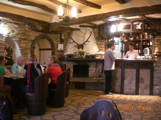 Hotel Gurko: The Taverna