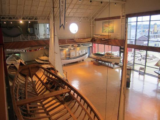 Maritime Museum of the Atlantic: Rowboats/lifeboats