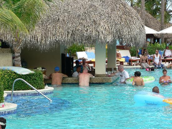 Dreams Palm Beach Punta Cana Ah Yes The Pool Bar