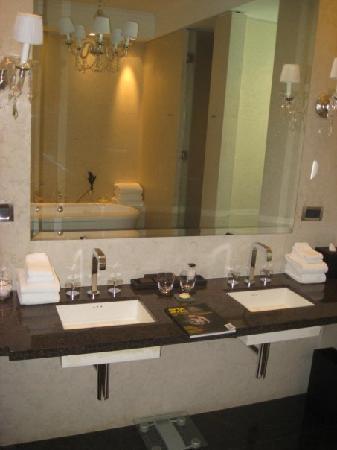 Palacio Duhau - Park Hyatt Buenos Aires: Room bathroom